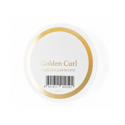 Бальзам для волос Golden Curl 200 мл