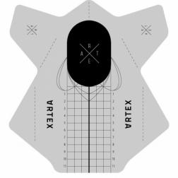 Формы прямоугольные универсальные ARTEX 500 шт