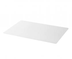 Подкладка на стол 38*58 см белая