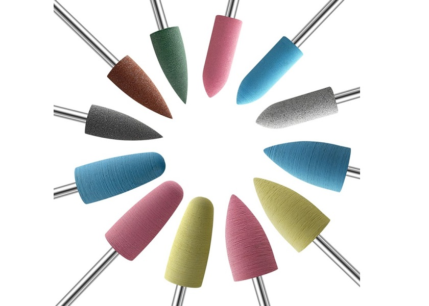 фрезы шлифовщики для ногтей