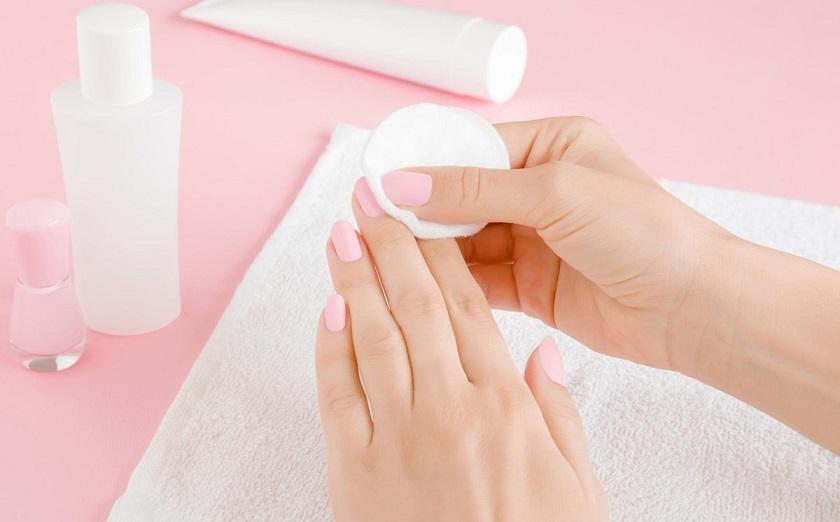 обезжириватель ногтевой пластины