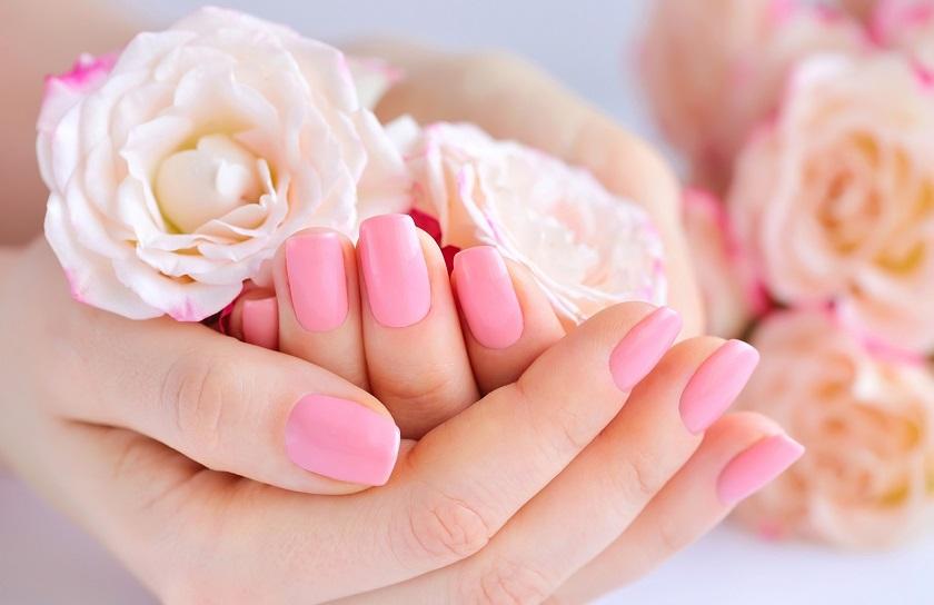 красивые и ухоженные ногти