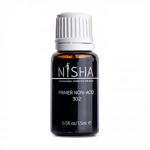 Праймер бескислотный 302 Non-Acid Primer Nisha 15 мл