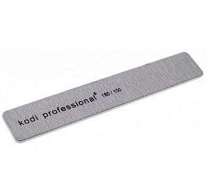 Пилка для ногтей Square 100/180 Kodi