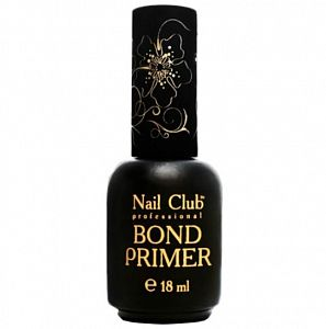 Праймер бескислотный Bоnd Primer Nail Club 18 мл